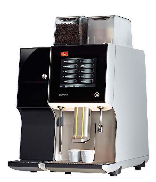 <p>Automatic Bean to Cup Machines</p>