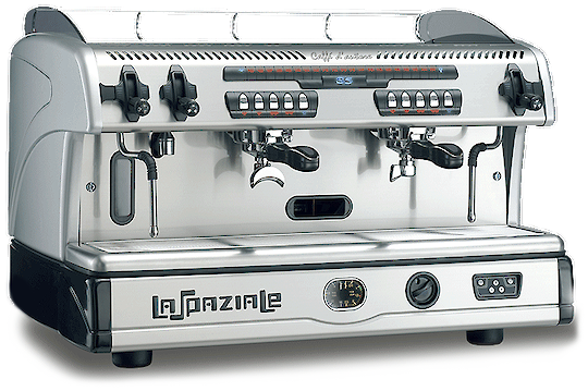 <p>Traditional Barista Style Coffee Machine</p>