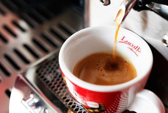 <p>Rules to using Lucaffe Pod Machine</p>